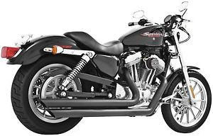 Freedom Performance Exhaust Patriot LG Slash for Sportster Models