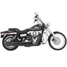 Freedom Performance Exhaust Patriot Slash - Black