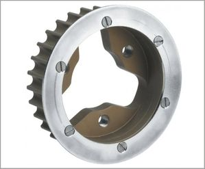 Front Offset Pulley