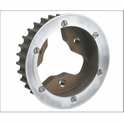 Offset Front Pulleys