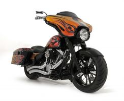 FRONT WIDE TIRE KITS FOR TOURING