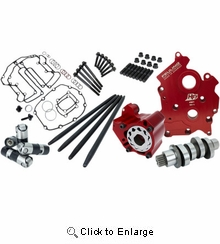 Fueling Complete Cam Chest Kit-465 Race Series- M8