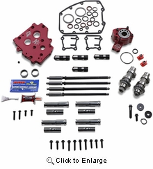 Fueling Race Series 574 Camchest Kit-Twin Cam