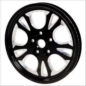 G3 Pulley in Black