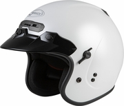 GMAX - GM-32 OPEN-FACE HELMET PEARL WHITE