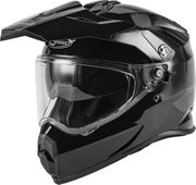 GMAX - AT-21Y ADVENTURE HELMET BLACK
