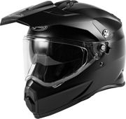 GMAX - AT-21Y ADVENTURE HELMET MATTE BLACK