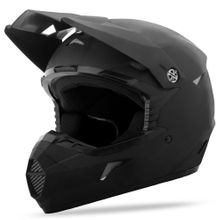 GMAX - MX-46 OFF-ROAD HELMET MATTE BLACK