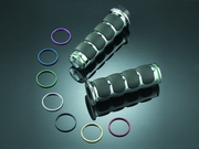 GRIP ACCENT RINGS- KNURLED