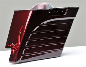 GTO Stretched Saddlebags