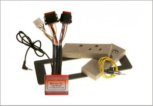 Harley 1994-1995 Sony Radio Install Kit