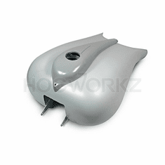 Harley Touring '08-'17 Stretched 6.6 Gallon Gas Tank