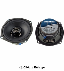 HogTunes Gen3 Replacement Speakers- 5.25 inch 2ohm