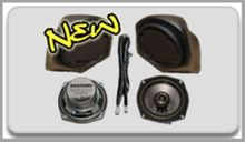 Rear Speaker Kit