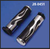 Hot Rod Flame Grip Set for 1996 and Up