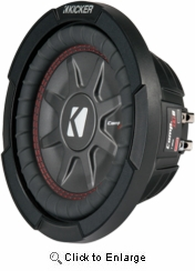 KICKER CompRT This Subwoofer 8 Inch