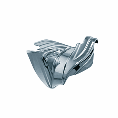Kickstand Mount Cover for Softail - Chrome