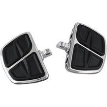 Kinetic Mini Boards with Male Adapter- Chrome