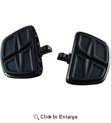 Kinetic Mini Boards with Male Adapter- Gloss Black