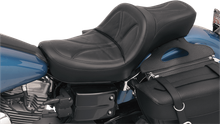 Saddlemen King Seat w/ Optional Rider Backrest