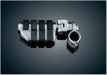 Large ISO Footpegs with Mounts & Magnum Quick Clamps