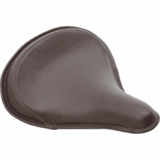 Large Spring Solo- Brown Leather