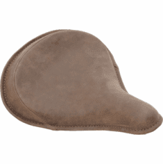 Large Spring Solo- Distressed Brown Leather