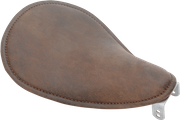 Drag Low-Profile Spring Solo- Distressed Brown Leather