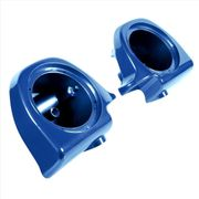 "Lower Vented Fairing 6.5"" Speaker Pods Superior Blue"