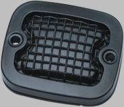 MESH MASTER CYLINDER COVER- SATIN BLACK