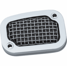MESH MASTER CYLINDER COVER- CHROME