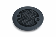 Mesh Timing Cover for Milwaukee-Eight�- Satin Black