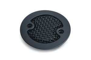 Mesh Timing Cover for Milwaukee-Eight®- Satin Black