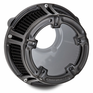 """Method"" Clear Series Air Cleaner - Black"