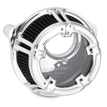 Arlen Ness Method Clear Series Air Cleaner - Chrome