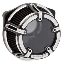 Arlen Ness Method Clear Series Air Cleaner - Contrast