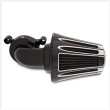 Deep Cut Monster Sucker Air Cleaner Kit - Black
