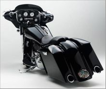 Nasi Rear Bagger Package - Rear Exit