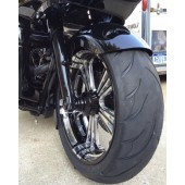 Native 180mm Pitbull EASY Front Tire Kit for 1984-2013