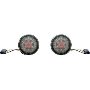 PROBEAM® FRONT DYNAMIC RINGZ™ LED TURN SIGNAL INSERTS
