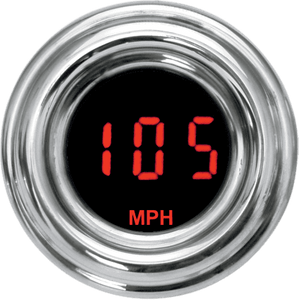 4000 SERIES MINI GAUGES-RED