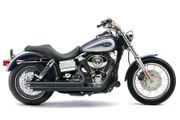 Cobra Speedsters for V-Twin Slashdown Black