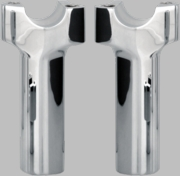 """CHUBBY 1 1/4"""" BILLET RISERS - STRAIGHT"""