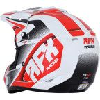 AFX - FX-17 Helmet - Force - Pearl White/Red
