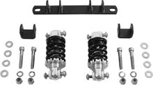 Hard Drive Solo Seat Complete Kit Dual 4in Shocks
