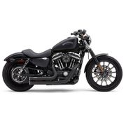 Cobra Speedsters for V-Twin Short RPT Black