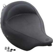 Mustang - Super Solo Seat - Black Studded