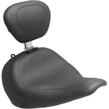 Mustang - Wide Tripper Seat - Driver's Backrest - '18-'20 FLFB/FLFBS