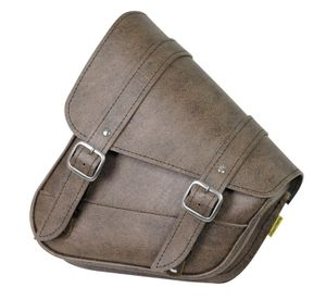 Willie & Max Revolution Universal Swingarm Saddlebags