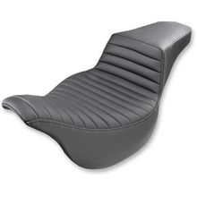 Saddlemen - Step Up Seat - Tuck and Roll - FLH